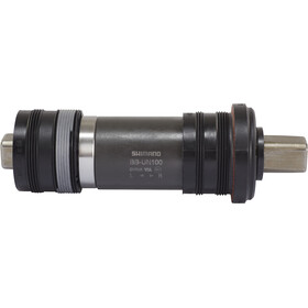 Shimano BB-UN100 Bottom Bracket square taper BSA LL123 68 mm